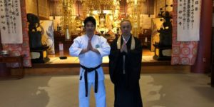 【Report】Zen + Karate Experience Program (FAM Tour for Hong Kong Educational Trip)